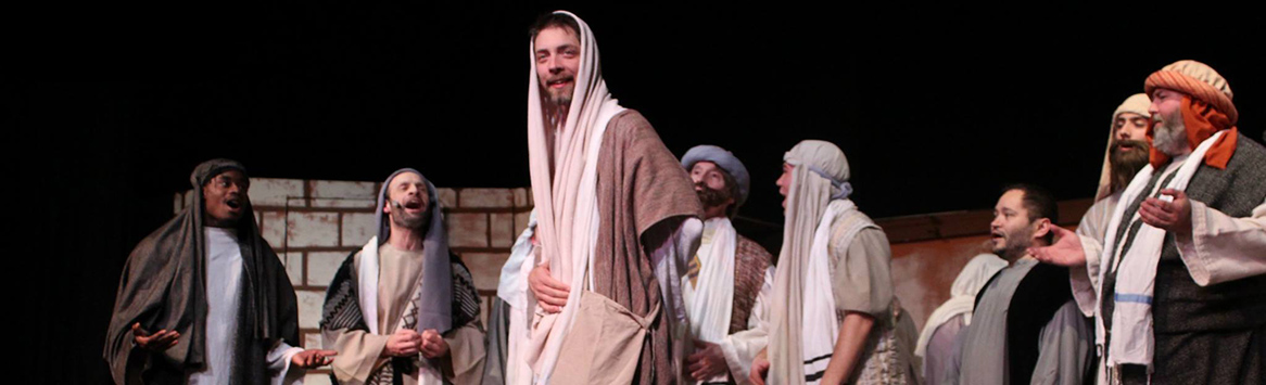 Passion Play 2017: Hope Has Come