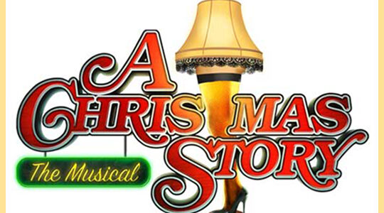 "CAST LIST – ""A Christmas Story: The Musical"""