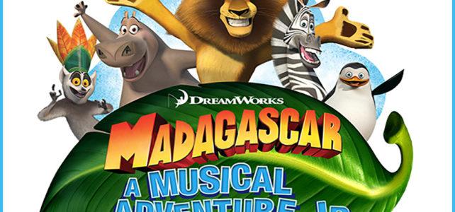 AUDITIONS – Dreamworks – Madagascar: A Musical Adventure JR.