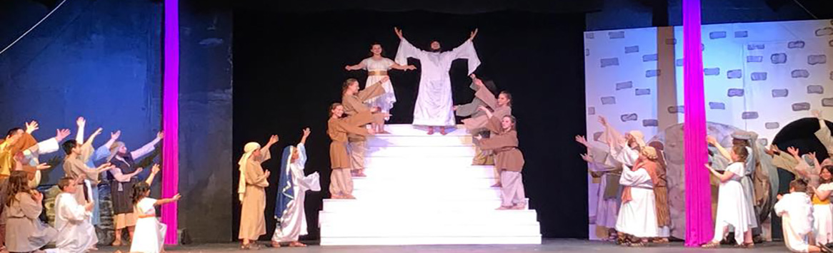 Passion Play 2018: Behold the Lamb