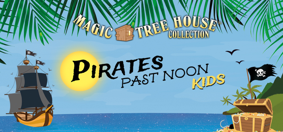 Pirates Past Noon logo