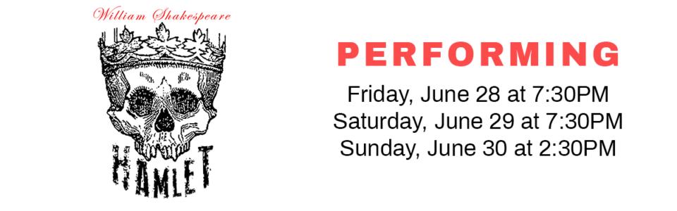 hamlet-performance