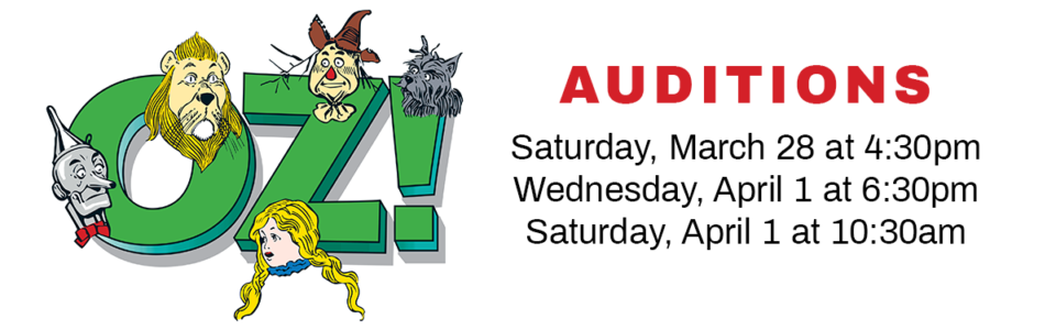 oz-auditions
