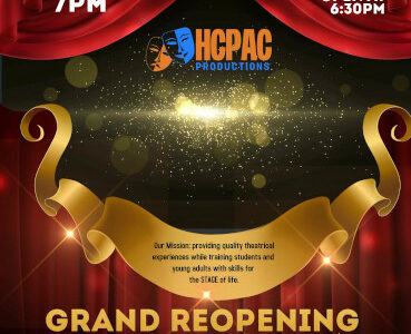 Grand Re-Opening Fundraising Cabaret